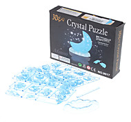Moon 3D Crystal Puzzle (48pcs)