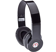 High Quality Stereo Headphone Jack-603 mit FM-, LED Display (Black)