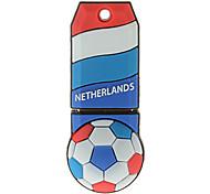 Netherland-Ball Shaped Plastic USB Stick 32G