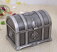 Lion Head Design Tutania Jewelry Box