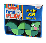 DIY Wiggling Worm Wooden Puzzle Toy