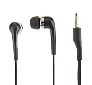 In-Ear Earphone with Microphone for Samsung Galaxy S3 I9300 and Others (Assorted Colors)
