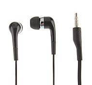 En la oreja los auriculares con micrófono para Samsung I9300 Galaxy S3 y otros (colores surtidos)