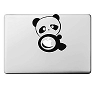 "Panda Pattern Apple Mac Decal Skin Sticker Cover for 11"" 13"" 15"" MacBook Air Pro"