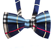 Dog Tie Spring/Fall - Black / Blue - Wedding - Nylon