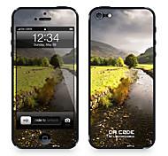 "Code Da ™ Skin pour iPhone 4/4S: ""fleuve tranquille"" (Nature Series)"