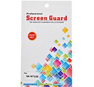 Profesional Protector de pantalla para Samsung Galaxy Note N7100 2