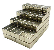 4mm 216pcs Magnetic Cube with Gift Box (Silver)