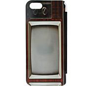 retro tv patroon harde case voor iPhone 5/5s