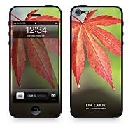 """da Code ™ für iphone 5/5s: """"Ahornblatt"""" (Pflanzen-Serie)"""