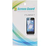 HD-Screen Protector mit Reinigungstuch für HTC T328d