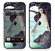 "Da Code ™ Skin for iPhone 5/5S: ""LightInTheBox Models"" (Romantic Series)"