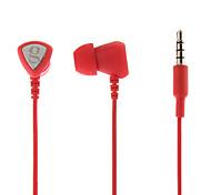 Stereo baixo poderoso de ouvido intra-auriculares para Samsung Galaxy S3 I9300 e outros (cores sortidas)