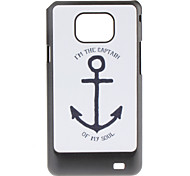 Patroon Hard Case voor Samsung Galaxy S2 I9100