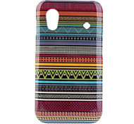 Stripes Pattern Hard Case for Samsung Galaxy Ace S5830