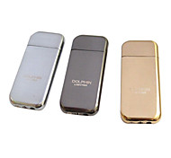 Super Thin Windproof and Portable Lighter for Travel (Random Color)