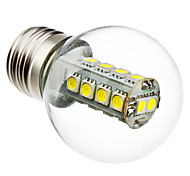 Eastpower E26/E27 3 W 18 SMD 5050 230 LM Natural White G Globe Bulbs AC 220-240 V