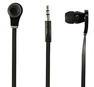 Moda auriculares estéreo para iPod/MP3/MP4