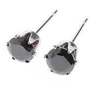 Black Diamond Orecchini in acciaio inox