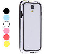 Protective Bumper Frame for Samsung Galaxy S4 I9500 (Assorted Colors)