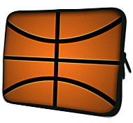 """""""Basketball Lines""""Pattern Nylon Material Waterproof Sleeve Case for 11""""/13""""/15"""" Laptop&Tablet"""