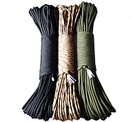 100FT 7 Core Strand Parachute Cord for Travel and Outdoor