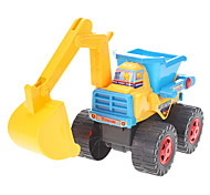 2-in-1 Skid Steer Flexible Unloading Loader Forklift Sand Toy (Random Color)