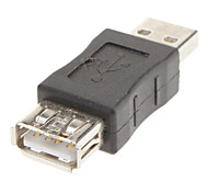 Adaptador AM / AF USB (Straight)