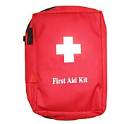 Nylon Waterproof First-aid Packet (Red,21 X 16 X 7.5)