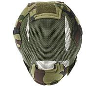 A terceira geração de Floresta Steel Wire máscara de proteção (camuflagem)