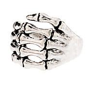 Skeleton Hand Shape Alloy Ring