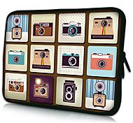 Kamera Muster schützende Hülle für Samsung Galaxy Tab 2 P3100 und andere