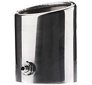 Stylish Stainless Steel Car Exhaust Pipe Muffler Tip for Honda Civic and More