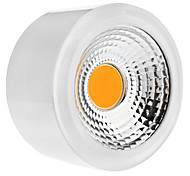 Luci da soffitto 1 COB 7 W 500 LM 3000K K Bianco caldo AC 100-240 V