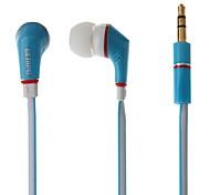 GNP-652 en la oreja los auriculares con micrófono y control de llamadas para el iPod (colores surtidos)