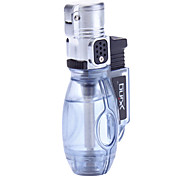 Grenade Shaped Gas Lighter (Brown, Red, Blue)
