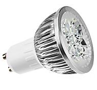 GU10 4W 4 High Power LED 360 LM Natural White MR16 Dimmable LED Spotlight AC 220-240 V
