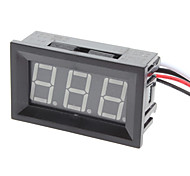 "C27D DIY 0.56"" LED Digital DC Ammeter Module - Black"