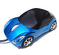 Racing Design Car Mouse