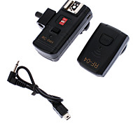 RC-04H Professionele Camera Flash Trigger (Black)