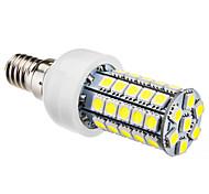 E14 Bombillas LED de Mazorca T 47 SMD 5050 480 lm Blanco Natural AC 100-240 V