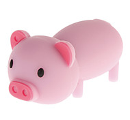 8 GB de dibujos animados de cerdo estilo USB 2.0 Flash Drive