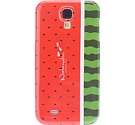Watermelon Pattern Hard Case for Samsung Galaxy S4 I9500