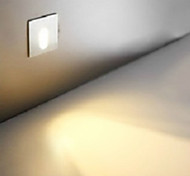 1W Modern Wall Light Led com espalhamento de luz Eye Design Janela
