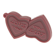 16GB Heart to Heart Chocolate USB2.0 Flash Drive