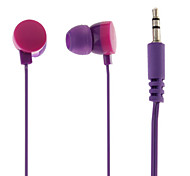 Doughnut Style Earphone for iPod (Assorted Colors)