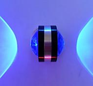 2 Интегрированный светодиод Модерн Электропокрытие Особенность for Светодиодная лампа Лампа входит в комплект,Рассеянныйнастенный