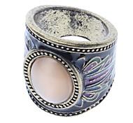 Retro Colorful Exquisite Diamond Ring
