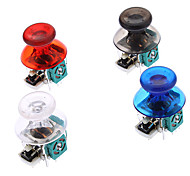 Replacement 3D Rocker Joystick Cap Shell Mushroom Caps for Xbox360 Wireless Controller (Green Chip)
