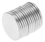 50pcs 8mm x 1mm Super Strong Rare-Earth Neodym Magnete Magnet